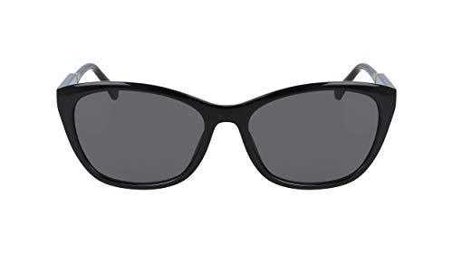 Calvin Klein Jeans Damen CKJ20500S Sunglasses, Black, Einheitsgröße