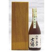 笹の川酒造『秘蔵純米 二十五年古酒』