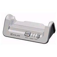 Casio CA-22 Dockingstation für Exilim EX-S3 inkl. Netzadapter und USB-Kabel