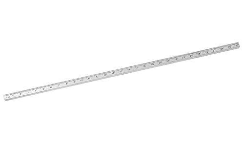 Alu Lineal Aluminium Stab Stablineal 30cm Alulineal Zeichnen Alustab 1 Stück NEU