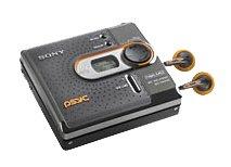 Sony MZ-DN430PSBLK Psyc MiniDisc Network Walkman (Black)