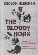 The Bloody Hoax 0253304016 Book Cover