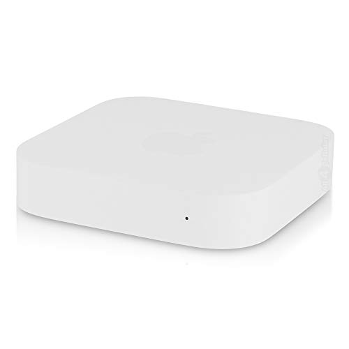 Apple Airport Express Base Station MC414LL/A (Renewed)