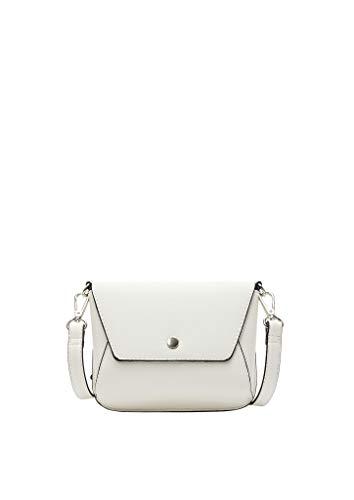 s.Oliver (Bags) Damen Umhängetasche, 0210 White, Einheitsgröße