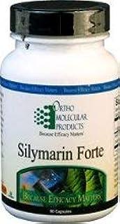 Ortho Molecular Silymarin Forte 120