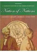 By James West Davidson - Nation of Nations: A Narrative History of the American Republic: 5th (fifth) Edition
