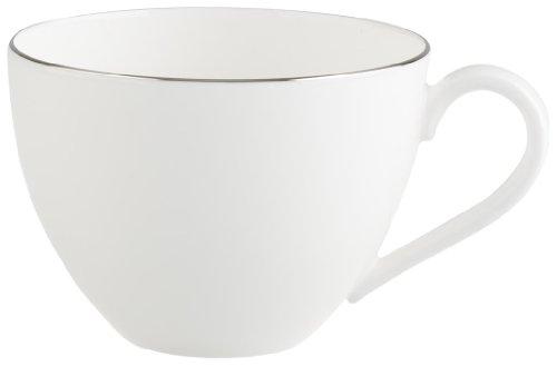 Villery & Boch 1046361300 Anmut Platinum No.1 Kaffeeobertasse 0,2 l