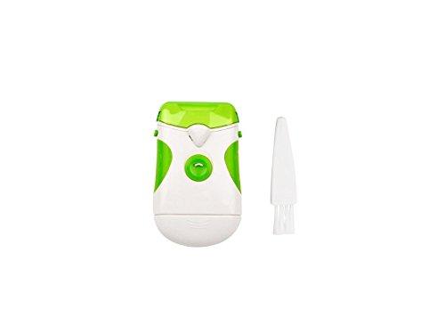 kxrzu Einfach zu verwenden Nail Clippersr Easy Use elektrische Nagel-Filer & Trimmer Rotierende Klingen