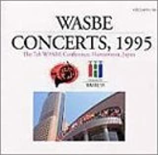 WASBE Concerts, 1995