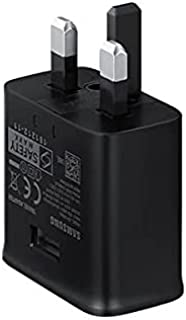 SAMSUNG FAST CHARGER TYPE-C 15W BLACK