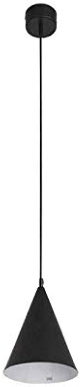 Kronleuchter Lightchandelier Postmodern schwarz Macaron Deckenleuchte Nordeuropa Wohnzimmer Schlafzimmer Einzelkopf Anhnger