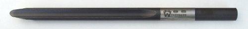 Wiedemann HSS Ø 13mm Doppelschliff Spindelformröhre ohne Heft (Griff) für Drechsler drechseln, Woodturner Woodturning