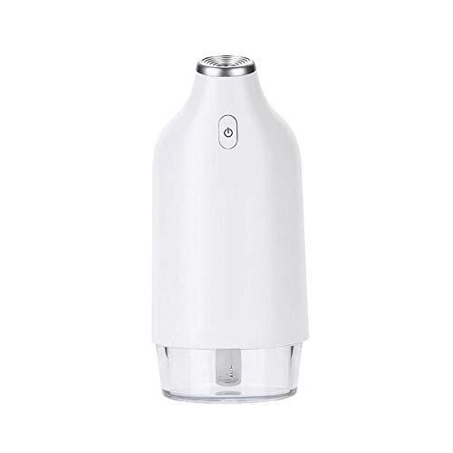 Difusor de Aromaterapia con Humidificador de elefante USB de carga Luz de noche colorida Mini humidificador Máquina de aromaterapia