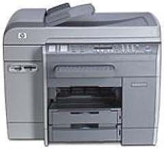 HP Officejet 9130 All-in-One Printer, Fax, Scanner, Copier - Impresora multifunción (Fax, Scanner, Copier, Inyección térmica de tinta HP, 10.000 páginas, HP Web Jetadmin, servidor Web incorporado, 9 ppm, 8,5 ppm, 25 ppm)