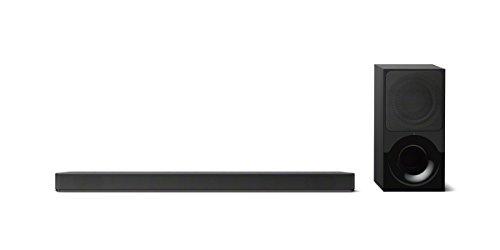 Sony X9000F 2.1ch Soundbar with Dolby Atmos and Wireless Subwoofer (HT-X9000F) (Renewed)