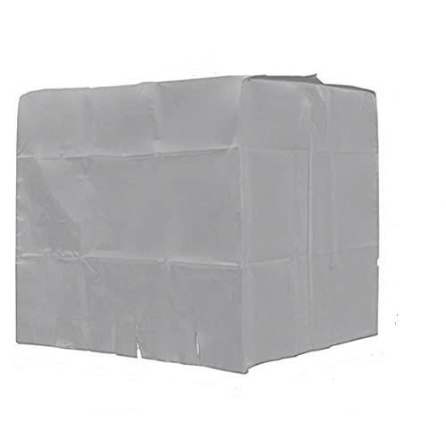 IBC Tank Abdeckung, Abdeckplane für Wassertank 1000L, IBC Cover, Wassertank Schutzbezug Plane Schutzhülle Schutzhaube für IBC-Tank Behälter Container Regenwassertank - Staubdichte Anti-UV