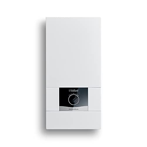 Vaillant 0010023794 VED E 21/8 B Elektro-Durchlauferhitzer, W, 400 V, Weiß, 21 KW