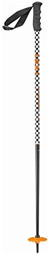 LEKI Checker X Ski Pole, Black/White, 110cm