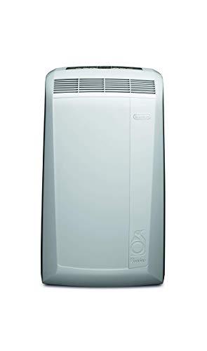 De'Longhi PAC N77 ECO Climatizzatore Portatile Pinguino, 2100 W, 62 Decibel, plastica, bianco