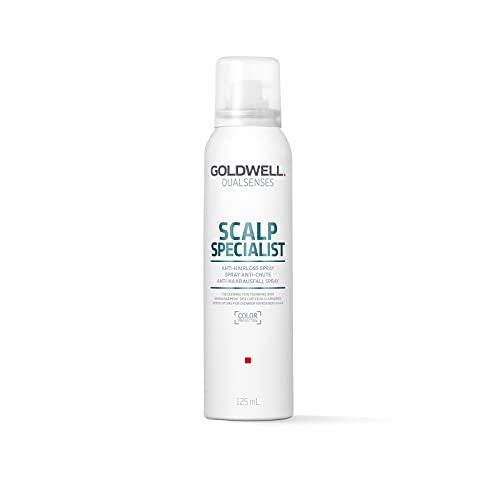 Goldwell Dualsenses Scalp Specialist Anti-Hair Loss Spray, 1er Pack (1 x 125 ml)