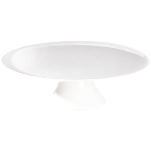 ASA Tortenplatte, Keramik, Weiß, 31x31x11 1