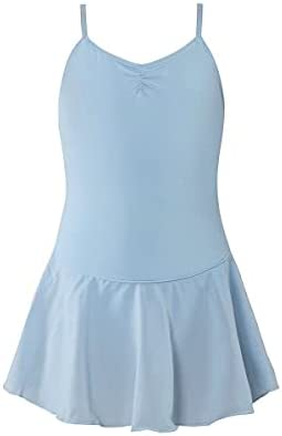 Girls Camisole Leotard Chiffon with 2021 spring and summer new Skirt Miami Mall