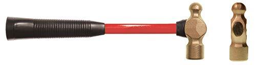 CS Unitec EX101U-0150A Non-Sparking Aluminum Bronze (Albr) 1.5 Lb Ball Pein Hammer