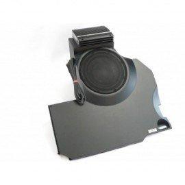 i-sotec SM004-MK2 20cm Subwoofer für Smart Fortwo, Smarter Sound für die Serien-Radio-Anlage