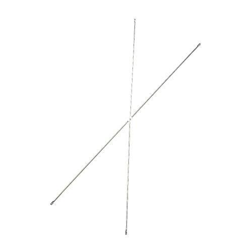 IKEA OBSERVATÖR Stützkreuz für Regalsystem; verzinkt; (100cm)
