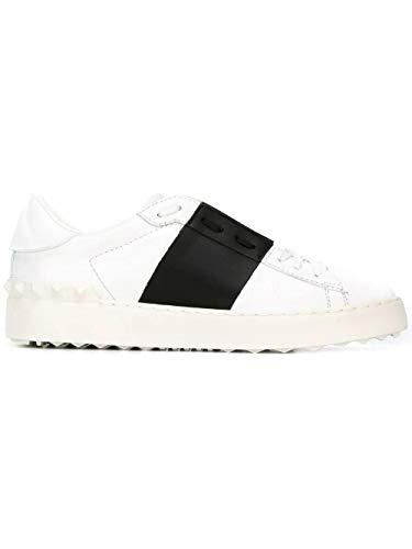 Valentino Luxury Fashion Damen TW2S0781BLUA01 Weiss Sneakers | Jahreszeit Permanent