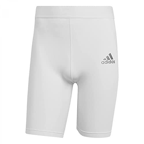 adidas TF SHO Tight M Leggings, White, S Mens
