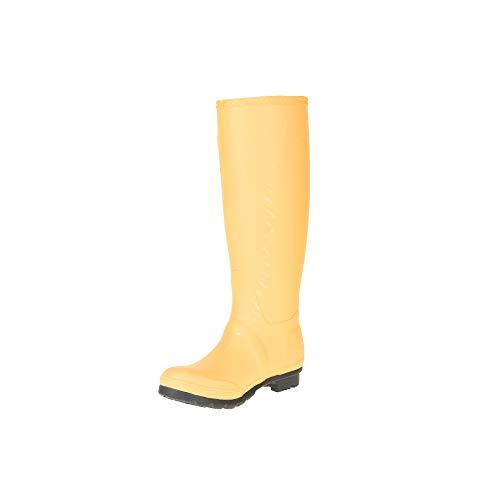 Botas de Agua amarillas para Mujer