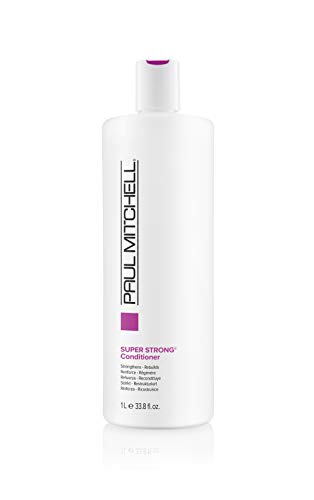 Paul Mitchell Super Strong Conditioner, 33.8 Fl Oz
