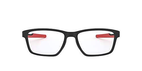Oakley 0OX8153 Gafas, Black, 57 Unisex Adulto