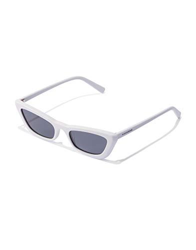 HAWKERS USIL Gafas de Sol, White, Talla única Unisex Adulto