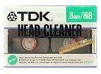 TDK 8CL11 8mm Dry Head Cleaner