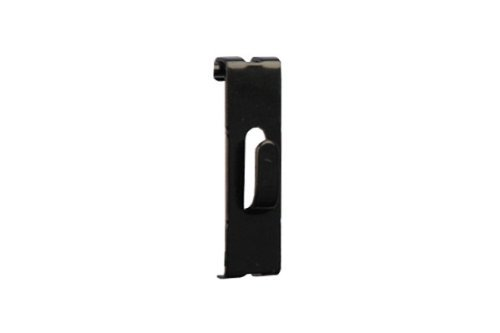 Gridwall Utility Hook For Grid Panel Display - Picture Notch - Box of 25 Pieces - Black