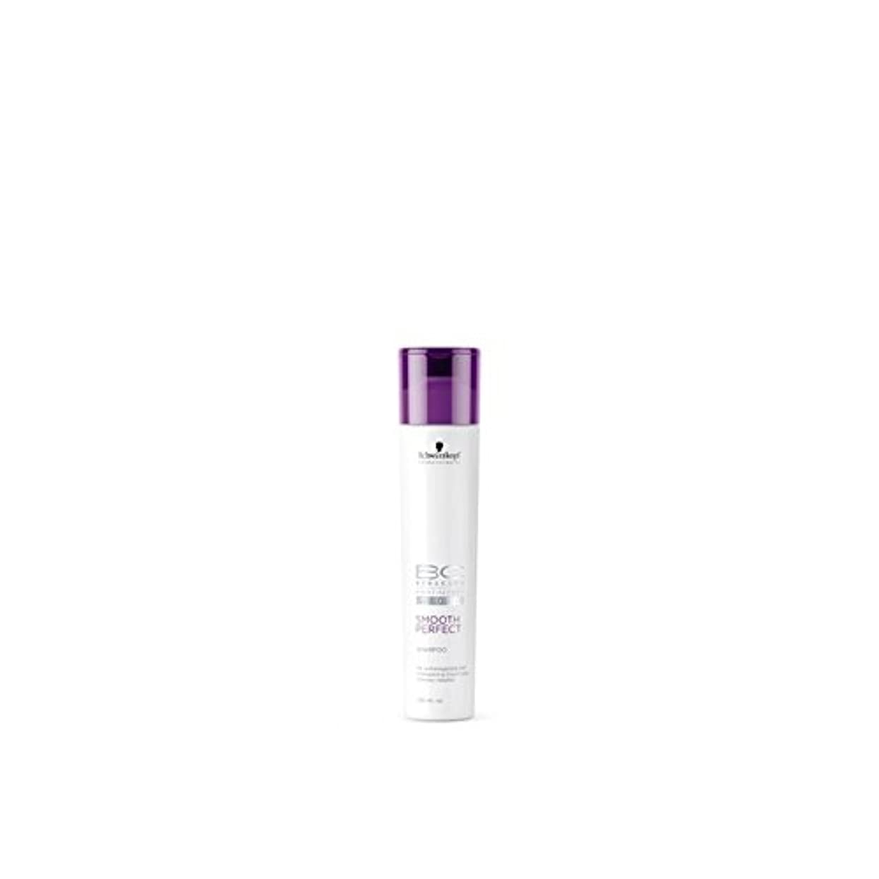 愛人トラップ墓地なめらかな完璧なシャンプー(250ミリリットル)シュワルツコフ x2 - Schwarzkopf Bc Smooth Perfect Shampoo (250ml) (Pack of 2) [並行輸入品]