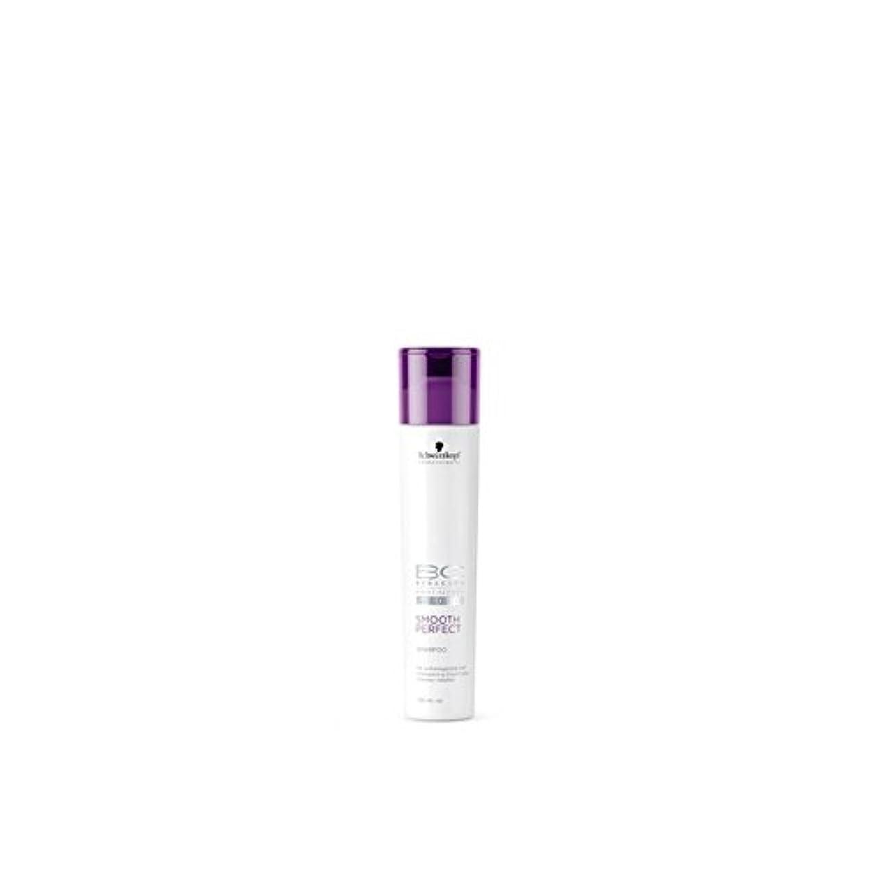 スラム街の配列アトムなめらかな完璧なシャンプー(250ミリリットル)シュワルツコフ x2 - Schwarzkopf Bc Smooth Perfect Shampoo (250ml) (Pack of 2) [並行輸入品]