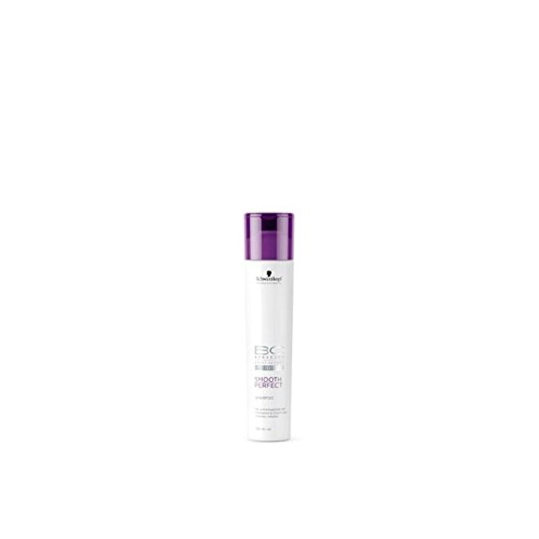 報復するイサカ特権的Schwarzkopf Bc Smooth Perfect Shampoo (250ml) - なめらかな完璧なシャンプー(250ミリリットル)シュワルツコフ [並行輸入品]