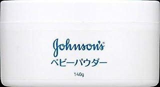 Johnson Baby Powder Round Can 140g Slightly Fragrant (Powder that protects against skin irritation) x 24 points set (49017...