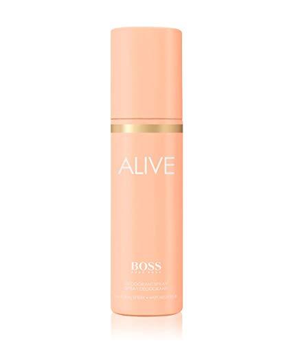 BOSS Alive femme/woman Deodorant Spray, 100 ml