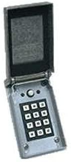 Corby 4012 System Keypad - Outdoor, Standard-Size Keypad
