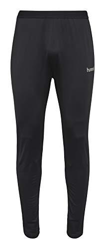 Hummel Herren Reflector Tech Football Pants, Black, M