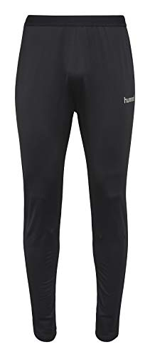 Hummel Herren Reflector Tech Football Pants, Black, L