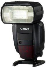 Canon Speedlite 600EX-RT Negro - Flash (Negro, 3,3 s, 0.6-10 m, 100-700, 60 m, E-TTL I (Canon),E-TTL II (Canon),TTL)