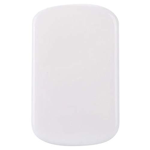 cluis Push Cover Draagbare zeep tabletten schoon en sanitair handwas wegwerp zeep papier 20 stuks/pak Kleur: wit