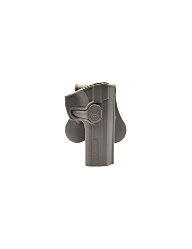 Amomax - AM-75P01SG2F Tactical Holster - CZ 75 SP-01 Shadow FDE