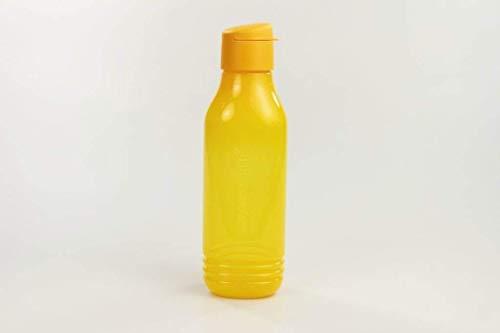 TUPPERWARE To Go Eco 750 ml orange Trinkflasche EcoEasy Flasche dreieckig