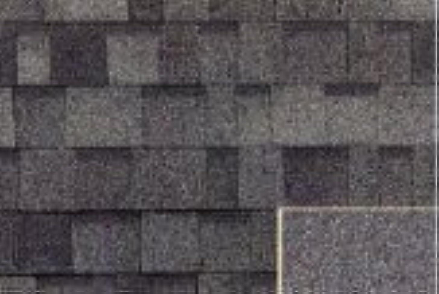 奴隷収束階下アスファルトシングル 屋根材 エステートグレー オークリッジ?スーパー